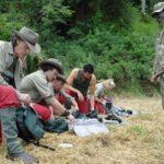 Dschungelcamp 2014 - Tag 1 - Durchsuchung nach Schmuggelware