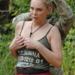 Dschungelcamp 2014 - Tag 1 - Corinna Drews