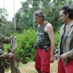 Dschungelcamp 2014 - Tag 1 - Winfried Glatzeder und Marco Angelini