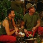 Dschungelcamp 2014 - Tag 1 - Michael Wendler und Jochen Bendel