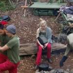 Dschungelcamp 2014 - Tag 1 - Larissa Marolt nervt