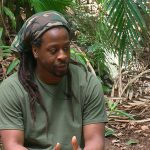 Dschungelcamp 2014 – Tag 2 – Mola Adebisi