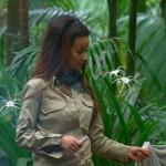 Dschungelcamp 2014 – Tag 2 – Gabby de Almeida Rinne