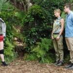 Dschungelcamp 2014 – Dschungelprüfung 2 – Larissa, Sonja und Daniel