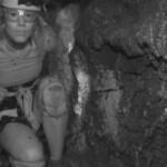 Dschungelcamp 2014 – Dschungelprüfung 2 – Larissa in absoluter Dunkelheit 2