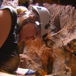 Dschungelcamp 2014 – Dschungelprüfung 2 – Larissa will die Höhle verlassen