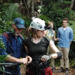 Dschungelcamp 2014 – Dschungelprüfung 2 – Larissa hat vier Sterne erspielt