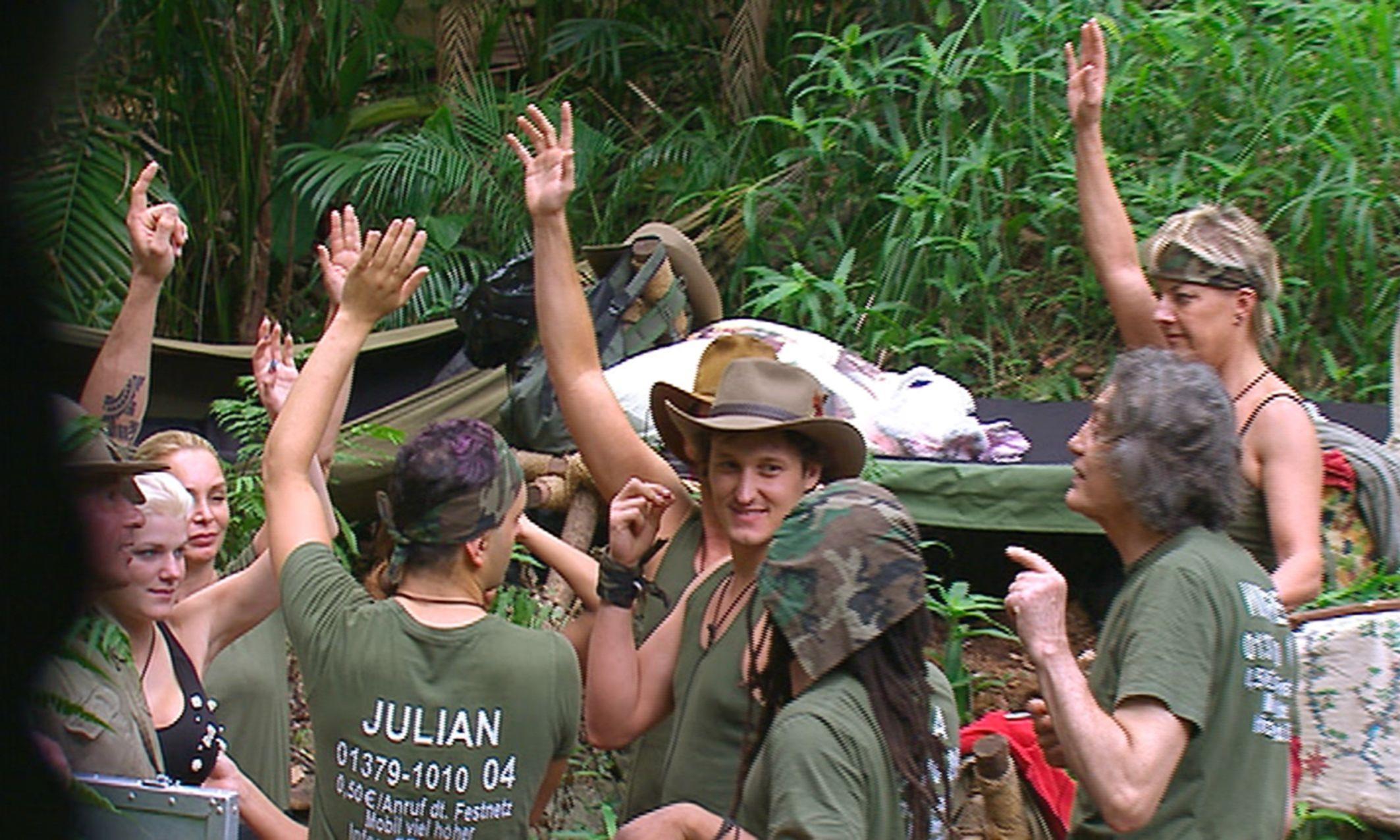 Dschungelcamp Abstimmung