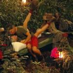 Dschungelcamp 2014 – Tag 4 – Julian F.M. Stoeckel und Melanie Müller