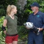 Dschungelcamp 2014 – Dschungelprüfung 4 – Larissa und Dr. Bob