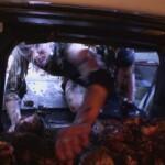 Dschungelcamp 2014 – Dschungelprüfung 4 – Larissa wühlt in Fischabfällen