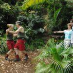 Dschungelcamp – Dschungelprüfung 6 – LArissa und Winfried schaffen alle Sterne