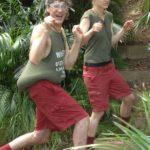 Dschungelcamp – Dschungelprüfung 6 – Larissa und Winfried gewinnen alle Sterne