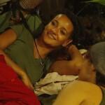 Dschungelcamp - Tag 6 - Gabby und Marco