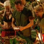 Dschungelcamp - Tag 6 - Abendessen