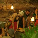 Dschungelcamp - Tag 6 - Abendessen 2