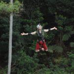 Dschungelcamp - Dschungelprüfung 7 - Larissa freut sich