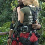 Dschungelcamp - Dschungelcamp 7 - Mola und Larissa freuen sich
