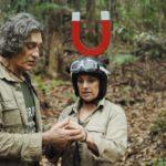 Dschungelcamp - Tag 9 - Tanja Schumann und Winfried Glatzeder