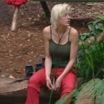 Dschungelcamp Tag 9 - Melanie Müller