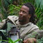Dschungelcamp Tag 9 - Mola Adebisi