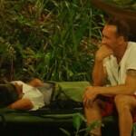 Dschungelcamp Tag 9 - Gabby und Jochen