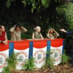 Dschungelcamp – Der Preis ist Reis – Die vier Teilnehmer der Dschungelprüfung