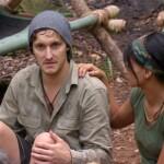 Dschungelcamp Tag 10 - Marco und Gabby