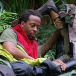 Dschungelcamp Tag 10 - Mola Adebisi