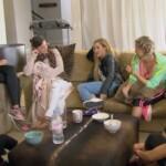 Der Bachelor 2014 - Folge 2 - Angelina mit den anderen Mädels