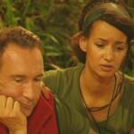Dschungelcamp Tag 11 - Jochen Bendel und Gabby