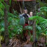 Dschungelcamp Tag 11 - Winfried und Larissa
