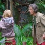 Dschungelcamp Tag 11 - Larissa und Winfried