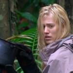 Dschungelcamp Tag 11 - Larissa