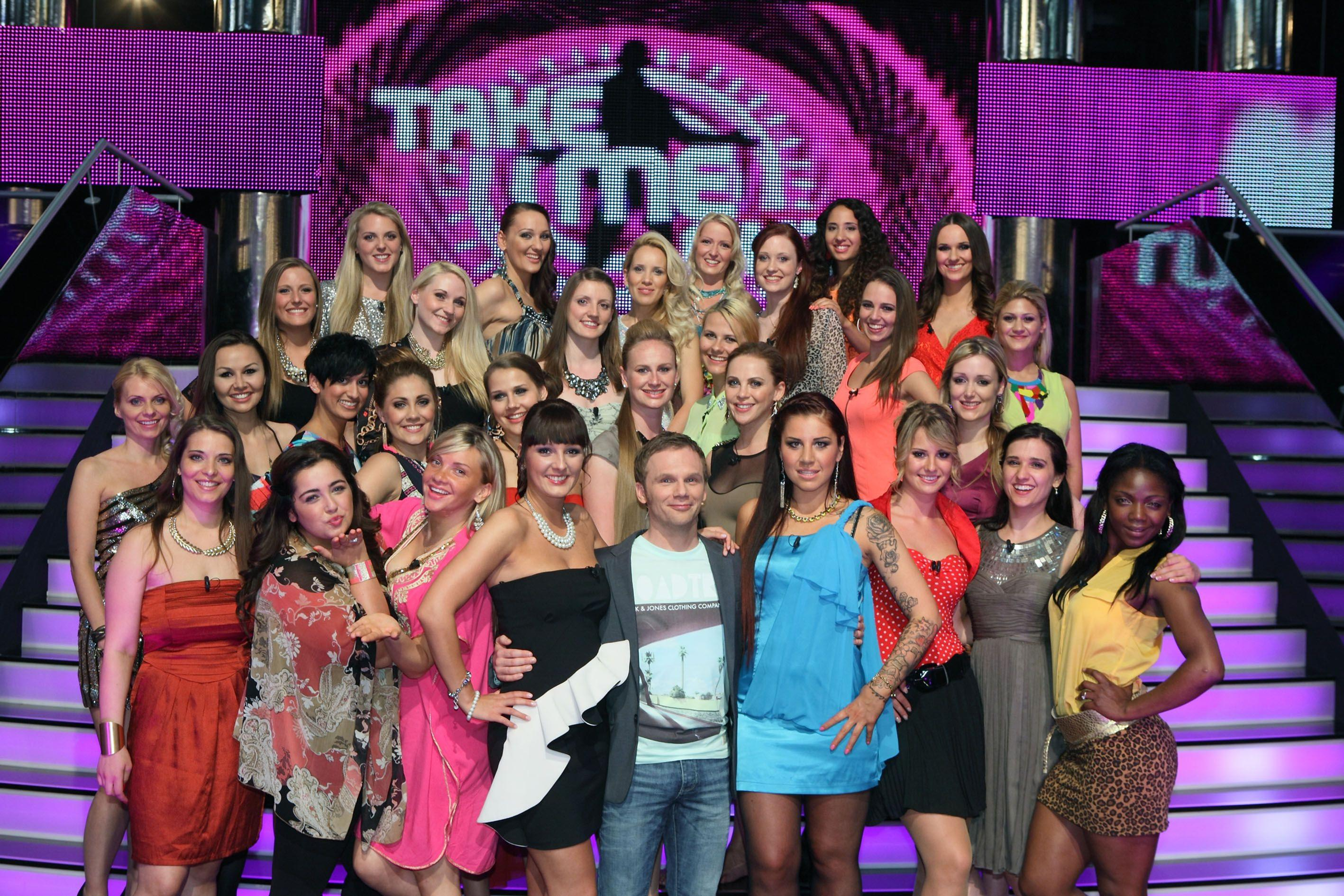 Take Me Out Die Single Männer Am 08032014 Bei Rtl Stars On Tv