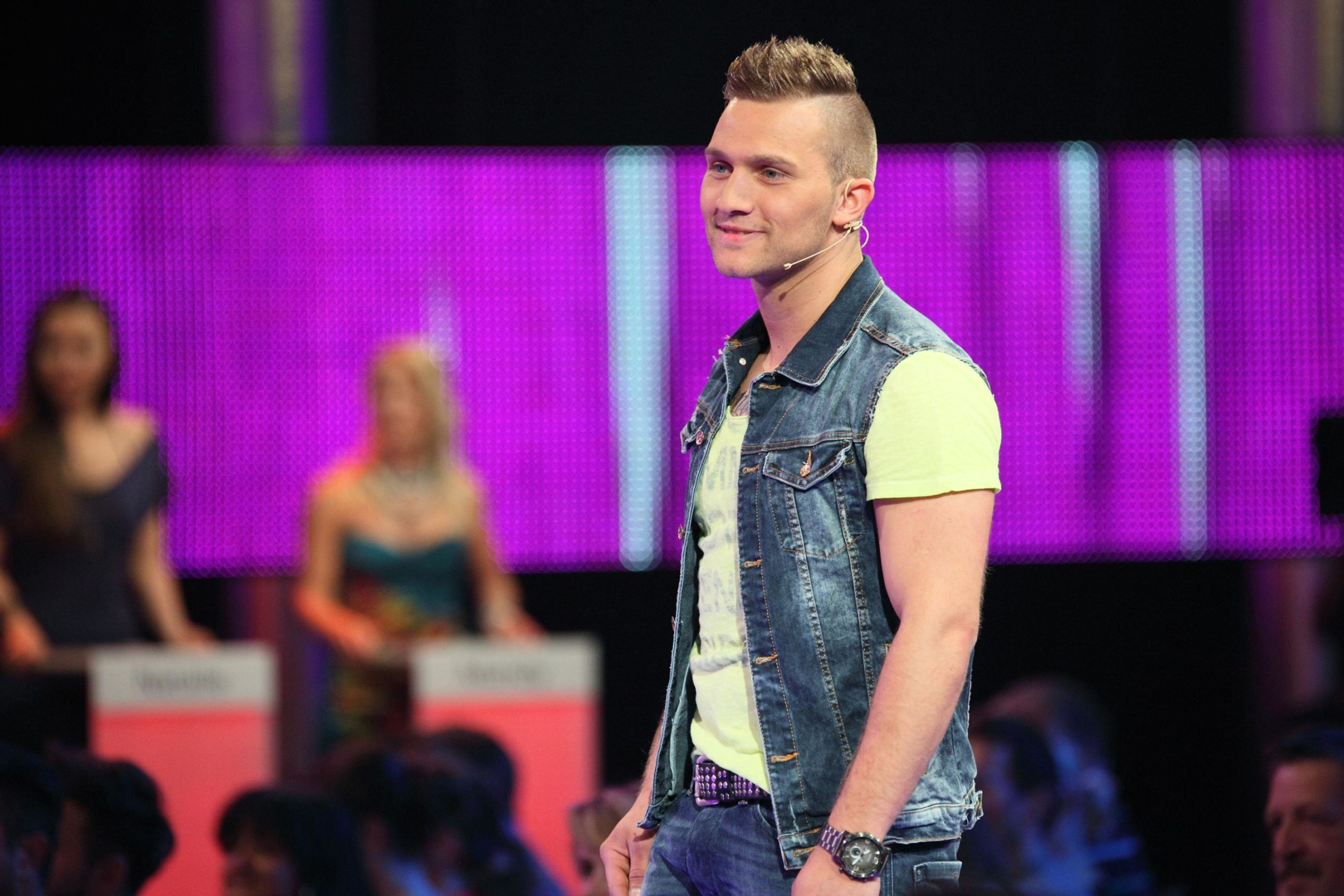 Take Me Out: Die Single-Männer am 08.03.2014 bei RTL