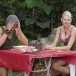 Dschungelcamp - Dschungelprüfung 12 - Marco kriegt nichts runter