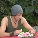 Dschungelcamp - Dschungelprüfung 12 - Marco versucht doch etwas zu essen