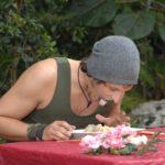 Dschungelcamp - Dschungelprüfung 12 - Marco spuckt das Essen wieder aus