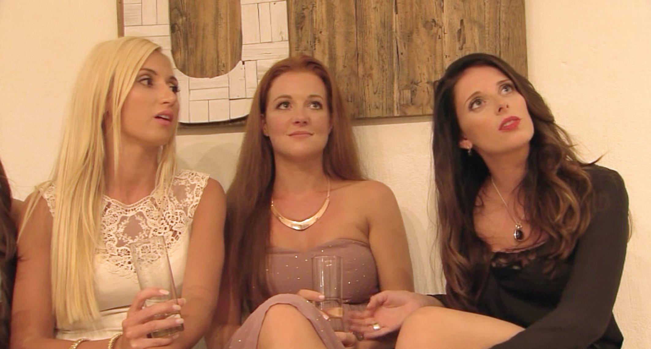 Der Bachelor 2014 - Folge 2 - Nadja, Angelina und Nena