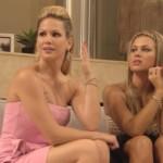 Der Bachelor 2014 - Folge 2 - Angelina erwischt Nadja beim lästern