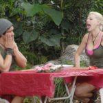 Dschungelcamp - Dschungelprüfung 12 - Melanie hat die Truthahn-Hoden gegessen