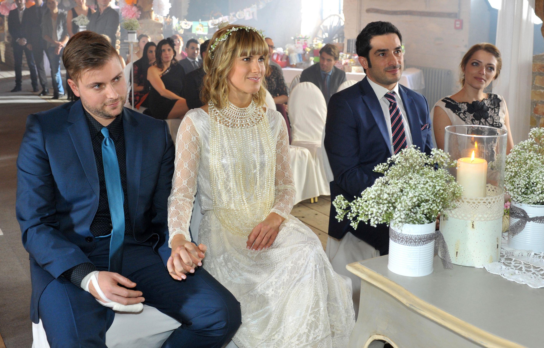 GZSZ Vorschau - Hochzeit - John, Pia, Tayfun und Emily