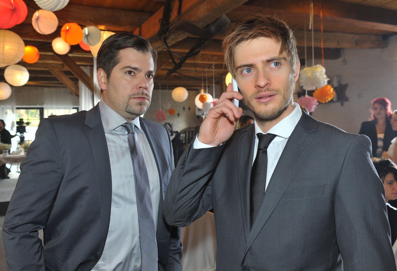 GZSZ Vorschau - Hochzeit - Leon und Philip