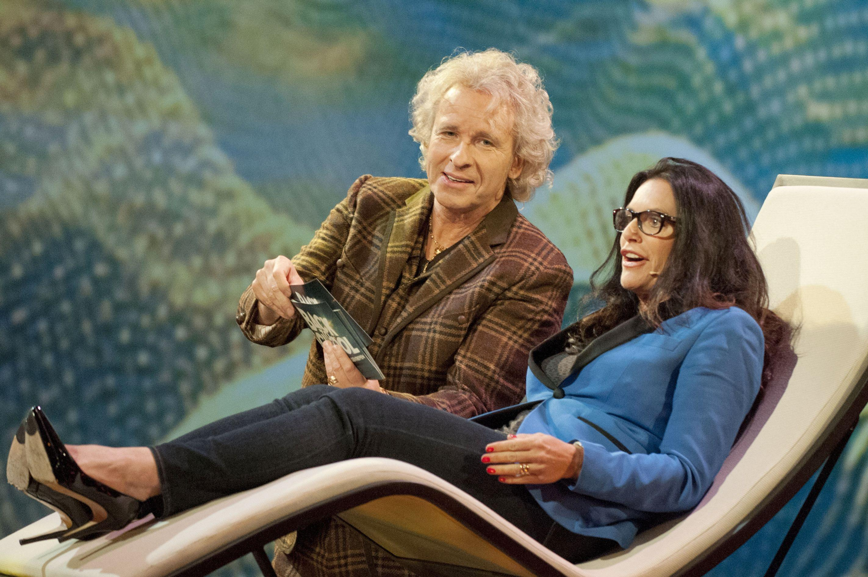 Back To School Folge 3 Thomas Gottschalk Und Christine Neubauer