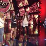 DSDS 2014 - Recall Mädchen - Aneta, Melody, Jennifer und Vanessa