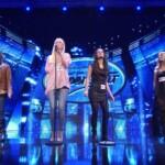 DSDS 2014 - Recall Mädchen - Jessica, Verena, Veneranda und Desiree