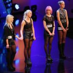 DSDS 2014 - Recall Mädchen - Vivien, Anita, Jaqueline und Louiza