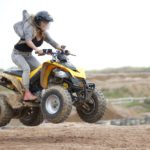 Der Bachelor 2014 – Folge 4 – Jessica beim Quad fahren