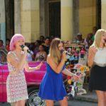 DSDS 2014 Recall Kuba - Jaqueline Bloem, Vanessa Valera Rojas und Louiza Moorbeck